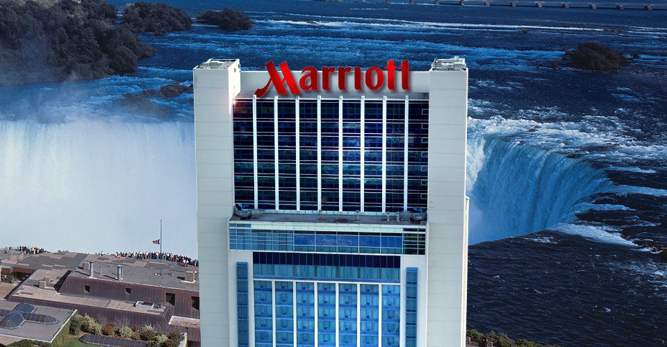 Niagara Falls Marriott Fallsview Hotel Spa  Fallsview Blvd